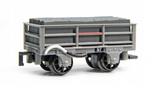 Peco GR-321    2 ton Slate Waggons - unbraked (2), braked (1) OO-9